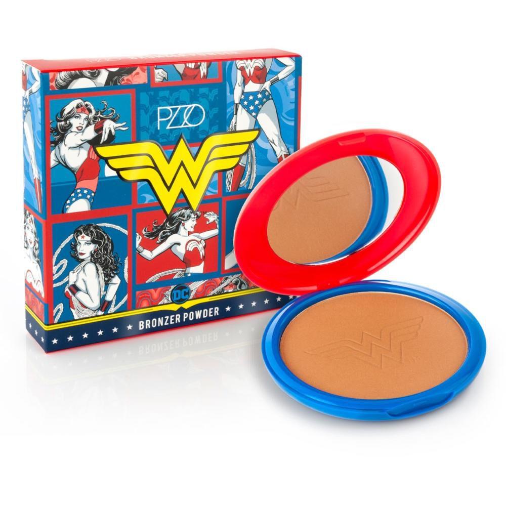 Polvo Bronceado Gold 30 Gr Wonder Woman image number 0.0