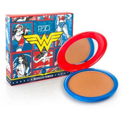 Polvo Bronceado Gold 30 Gr Wonder Woman