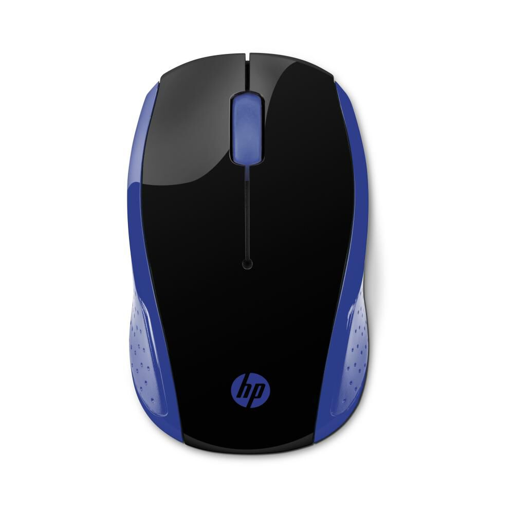 Mouse Hp 200 Blue Wireless image number 0.0