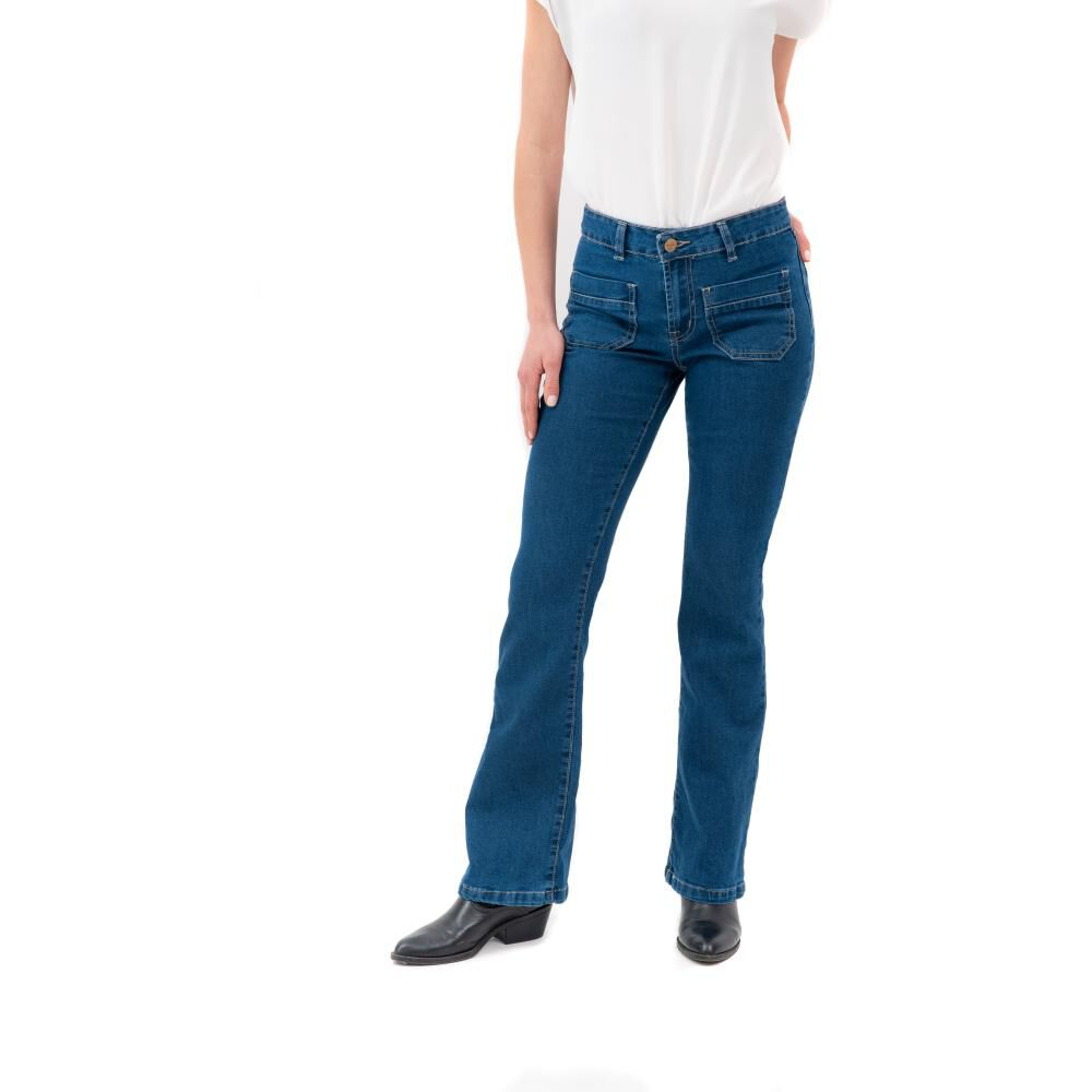 Jeans Mujer Privilege image number 0.0