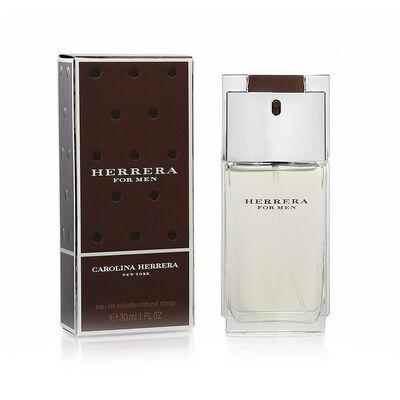 Perfume Carolina Herrera For Men Edición Limitada / 30 Ml / Edt /