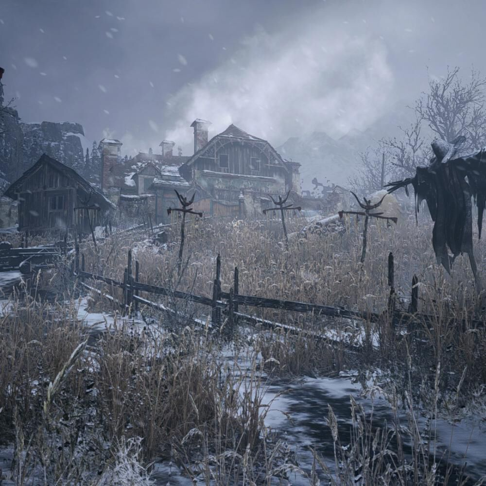 Juego Ps4 Sony Resident Evil Village image number 4.0