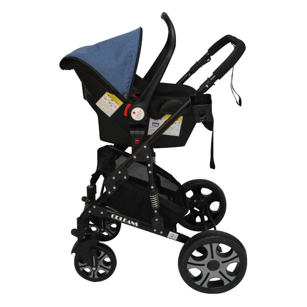 Coche Travel System Bebeglo Rs-13650-7 image number 2.0