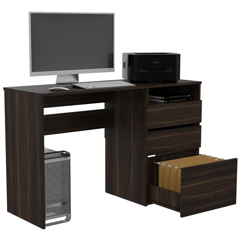 Escritorio Casaideal Office 6 / 3 Cajones / image number 3.0