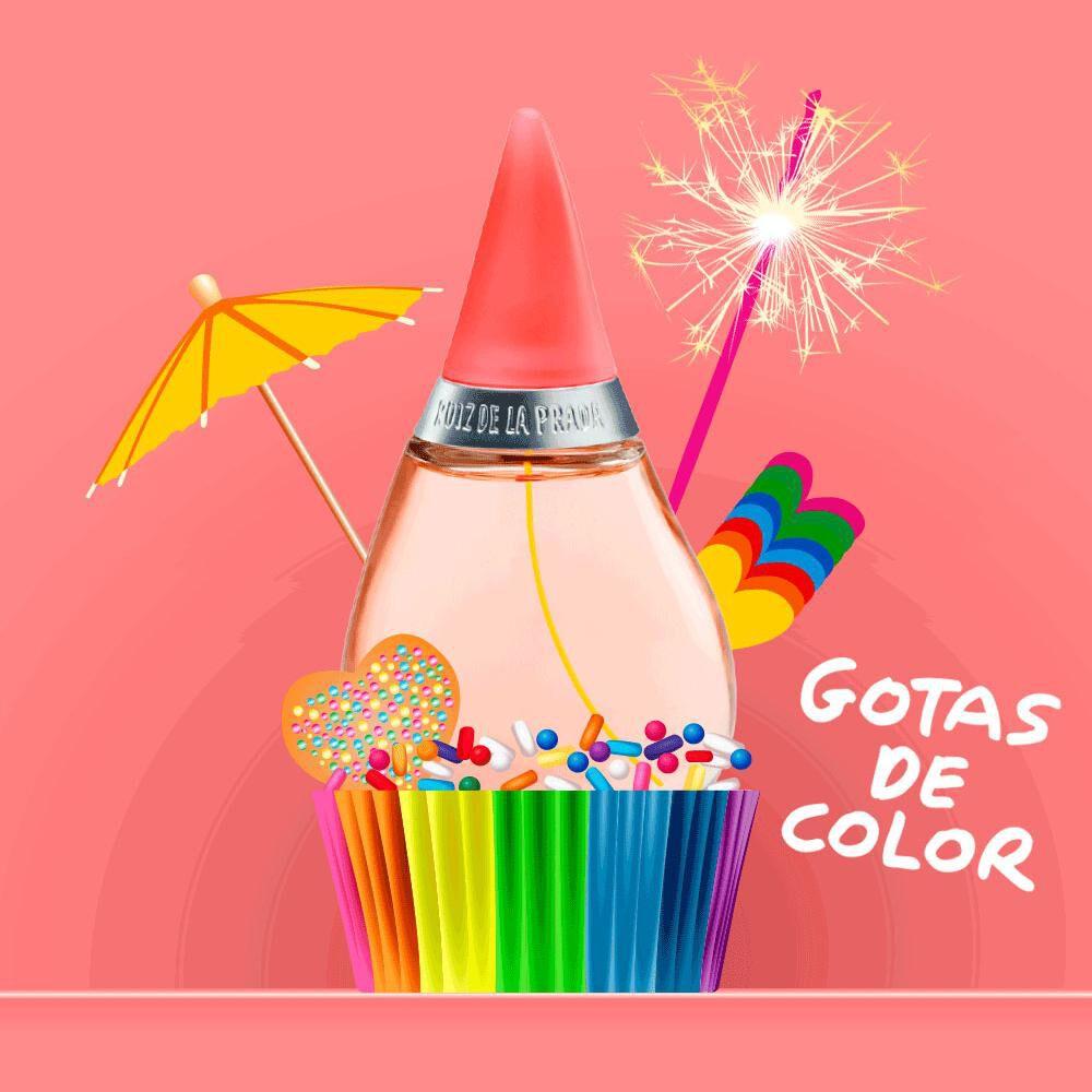 Perfume Gotas De Color Agatha Ruiz / 50 Ml / Edt + Barniz De Uñas image number 6.0