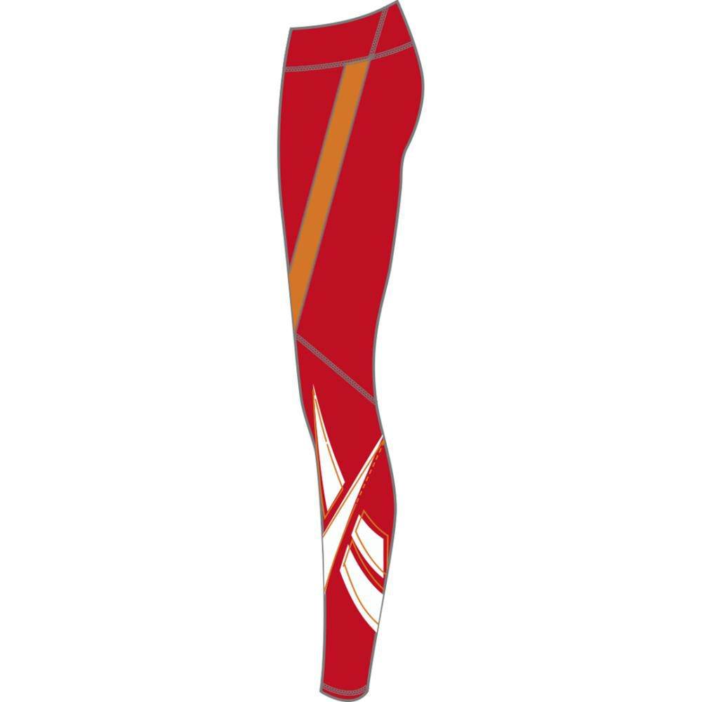 Calza Mujer Reebok Workout Ready Vector Logo Tight image number 7.0