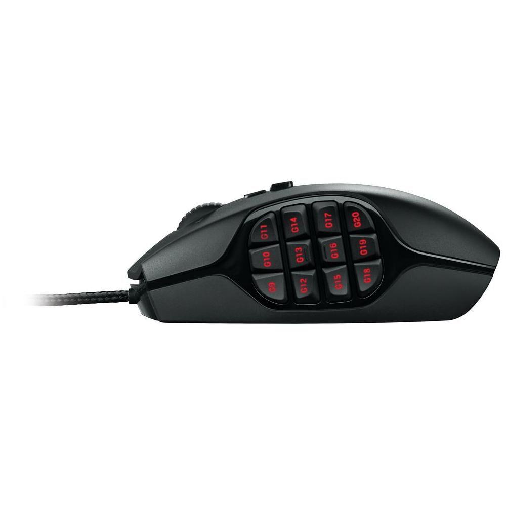 Mouse Gamer Logitech G600 image number 2.0