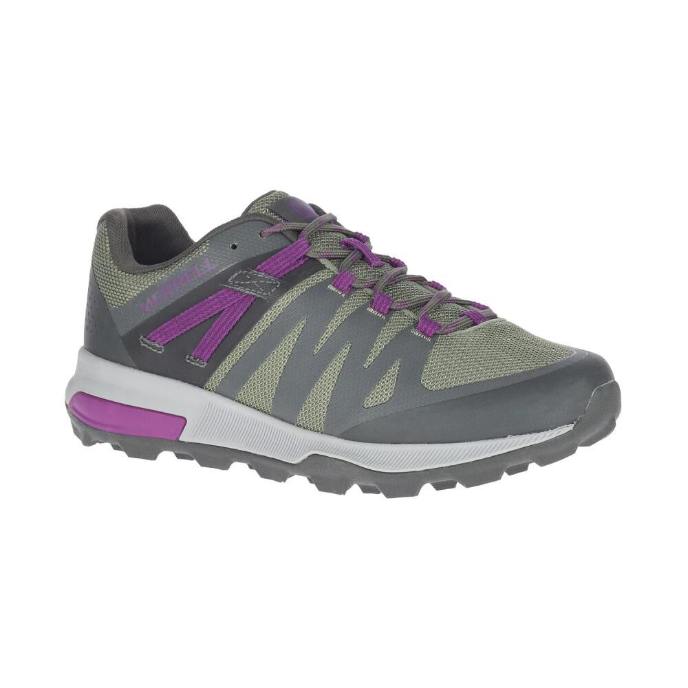 Zapatilla Outdoor Mujer Merrell Zion Fst image number 0.0