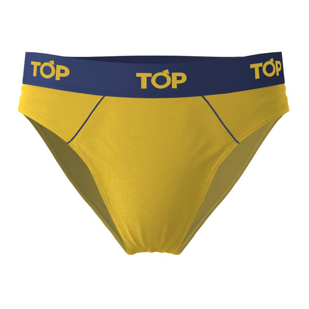 Pack Slips Hombre Top / 5 Unidades image number 2.0
