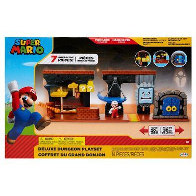 Figura De Acción Nintendo Playset Dlx Calabozos
