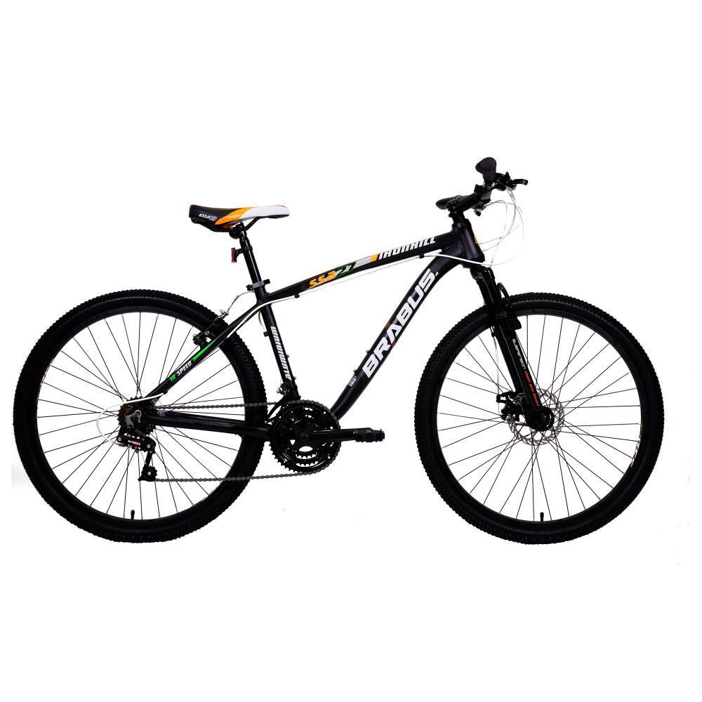 Bicicleta Mountain Bike Brabus Ironhill / Aro 27.5 image number 0.0