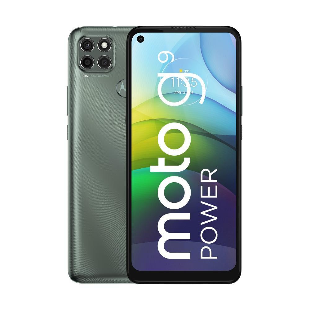 Smartphone Motorola G9 Power Verde / 128 Gb / Claro image number 0.0