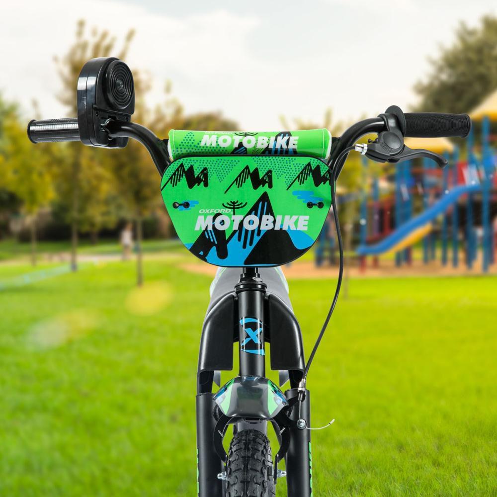 Bicicleta Infantil Oxford Motobike 16 / Aro 16 13 image number 5.0