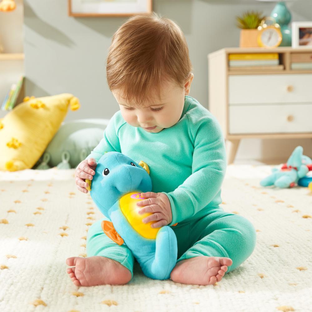 Fisher-price Infant Juguete Para Bebés Caballito De Mar Dulces Sueños image number 1.0