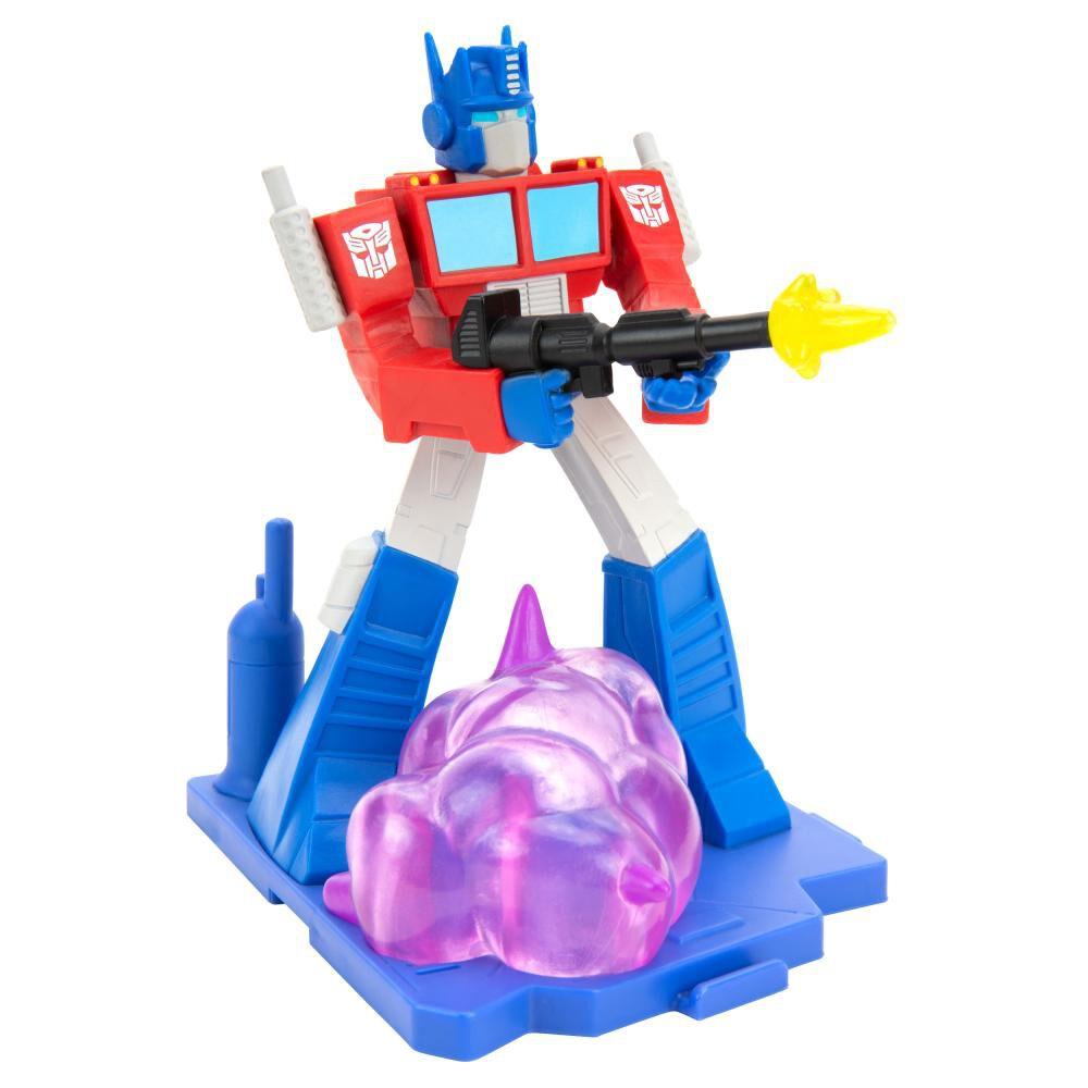 Figura De Acción Zoteki Transformers Optimus Prime image number 0.0