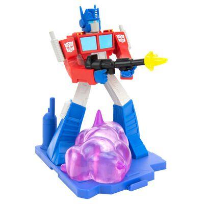 Figura De Acción Zoteki Transformers Optimus Prime
