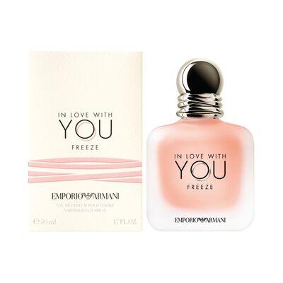 Perfume In Love With You Freeze Armani / 50 Ml / Eau De Parfum