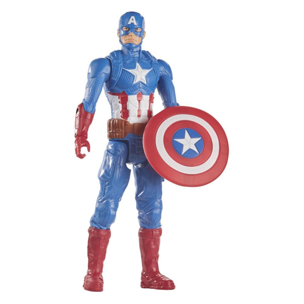 Figura De Accion Avenger Titan Hero Movie Cap image number 0.0