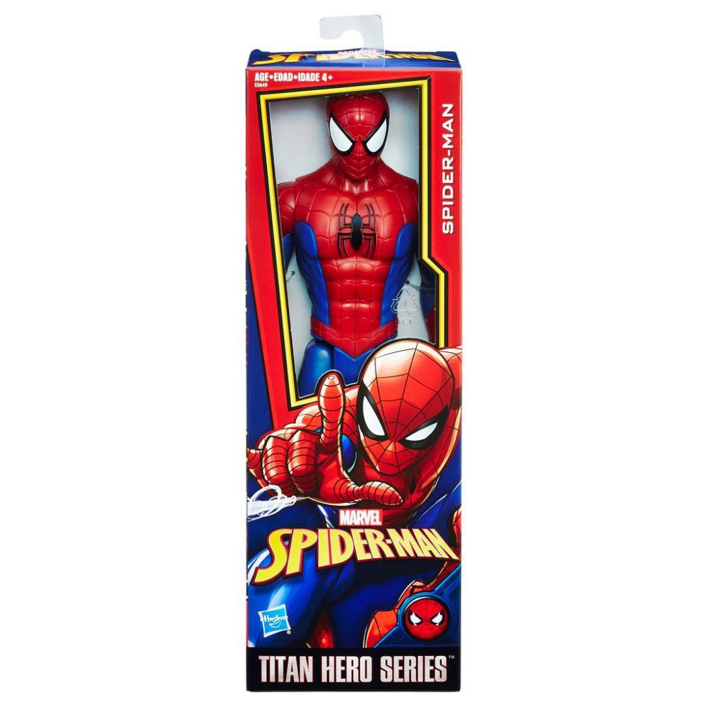 Figuras De Accion Spiderman E0649 image number 1.0