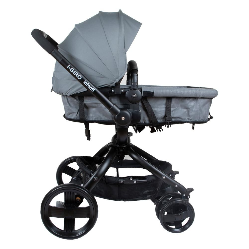 Coche Travel System Infanti I-giro Bright Grey image number 4.0