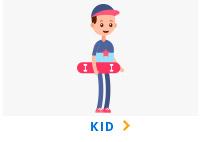 Kid | Lo mejor esta en hites.com