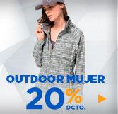 vestuario outdoor mujer en hites.com