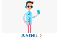 Juvenil | Lo mejor esta en hites.com