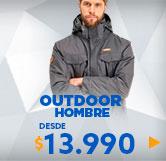 vestuario outdoor hombre en hites.com