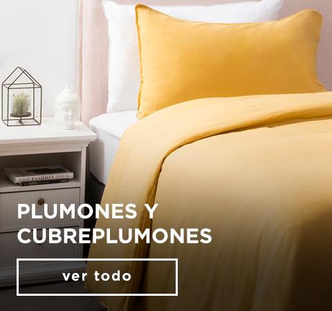 """""""PLUMONES Y  CUBREPLUMONES"""""""