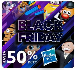 HASBRO HASTA 40% DCTO en hites.com