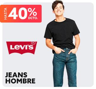 LEVI'S JEANS HOMBRE Desde $26.990