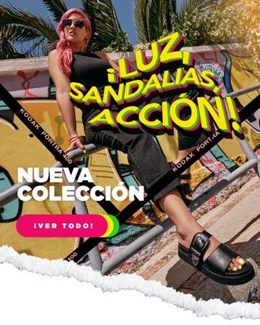 SANDALIAS NUEVA COLECCIÓN en hites.com