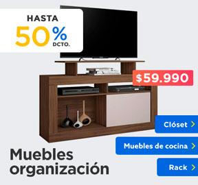 MUEBLES ORGANIZACIÓN en hites.com