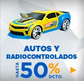 autos y radio controlados en hites.com