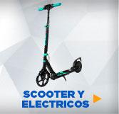 SCOOTER Y ELECTRICOS