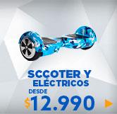 scooter electricos y hoverboards en hites.com