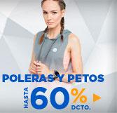 poleras y petos deportivos mujer en hites.com