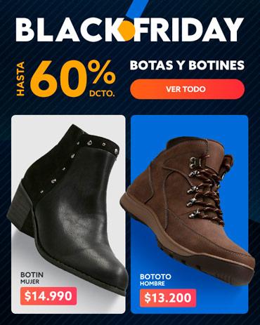 Especial calzado en blackfriday de hites.com