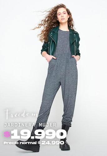 JARDINERA MUJER