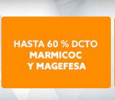 MARMICOC Y MAGEFESA Hasta 40% Dcto hites.com