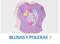BLUSAS Y POLERAS hites.com