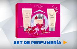 Set de Perfumería en hites.com