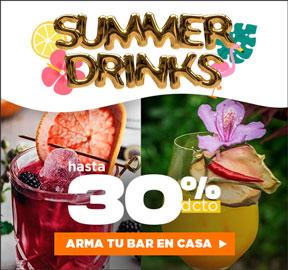 ESPECIAL SUMMER DRINKS EN HITES.COM