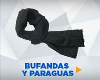 Bufandas y Paraguas en hites.com