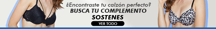 BUSCA EL COMPLEMENTO PERFECTO: SOSTENES EN HITES.COM