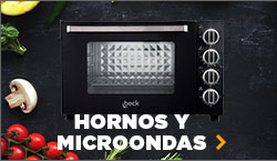 HORNOS Y MICROONDAS en hites.com