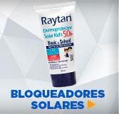 Bloqueadores Solares en hites.com