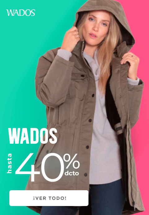 WADOS HASTA 40% DCTO