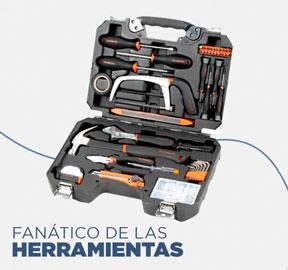 FANÁTICO DE LAS HERRAMIENTAS