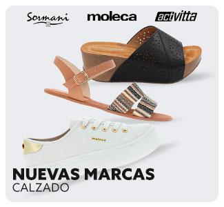 NUEVAS MARCAS CALZADo en hites.com